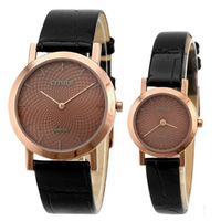 5090 ultra-thin quartz watch lovers spermatagonial strap mens watch ladies watch