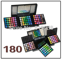 Hot Sale!! 180 Colors Mineral Eyeshadow Palette 01#