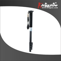 Kingjue MP-258EX Professional Wearable Aluminum High Strength Flip-lock Camera Monopod For Photography