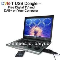 EzCAP eztv668 USB DVB-T MPEG4/H.264 HDTV tuner dongle with FM DAB radio supporting windows XP VISTA 7