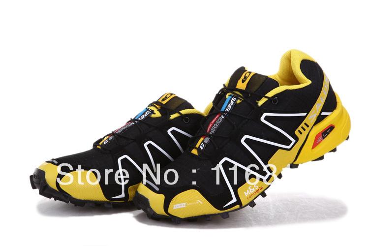 Salomon кроссовки мужчин спортивные мужские кроссовки