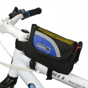 ROSWHEEL Cycling Bicycle Bike Frame Pannier Front Tube Bag Free Shipping Or Drop Shipping(China (Mainland))