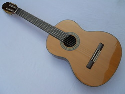 free shipping Veneer guitar rose wood 39 classical guitar one piece(China (Mainland))