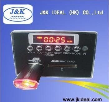 JK6890 Sound board,MP3 music pcba,USB SD MP3 module