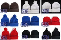 Free shipping-Korean Fashion!! Gangnam Style Knit Beanies,Horse drive Wool Hats,20Pcs/Lot