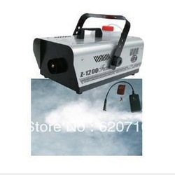 1200W fog machine,remote and wire control, Stage smoke machine(China (Mainland))