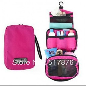 Free shipping  retail NEW Organizer Multi Bag Traveling Bag, Wash Package