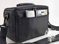 Free Shipping DLSR SLR Camera Bag case for Nikon D3100 D3200 D5100 D7000 D90 shoulder bag + Rain Cover