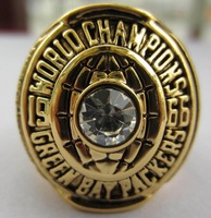 1966 Green Bay Packers I SUPER BOWL CHAMPIONSHIP REPLICA RING size 11 best gift for fans Free shipping GO PACK GO