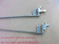 Free shipping original Laptop LCD hinges for ASUS F3 Series(F3J F3JA F3JC F3JM F3JP)M51 Series(M51A M51E M51KR M51SE M51V)  L&R