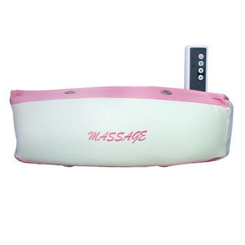 Pink version of slimming weight loss massager machine belt massage equipment beauty care vibration massage