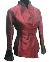 2013 NEW Fashion Chinese Women's Traditional jacket /coat Cheongsam Vest Dress M-3XL