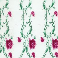 GWA181-1 Flower Pattern Hydro Graphic Printing/Roller Blade Parts Film Width 100CM