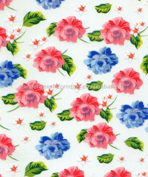 Flower Pattern WATER TRANSFER Printing Film Width 100CM GWA103-1