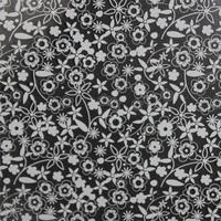 GWA97-2 Flower Pattern WATER TRANSFER Printing Film Width 100CM
