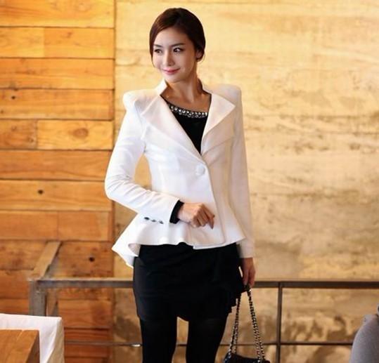 Women's Tuxedo Suit Short