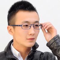 Glasses titanium alloy full frame myopia eyeglasses frame picture frame spring 3686 myopia