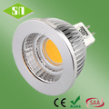 free shipping warm white/ cold white dimmable 5w led mr16 spotlight 12v