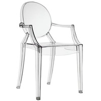 4 X Louis Ghost Chair / Dining Chair + Free Shipping