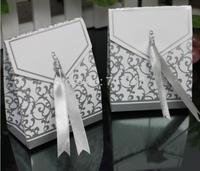 Pink 100pcs Wedding Favor Bag gift bag candy bag