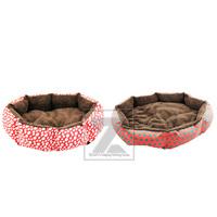 1PCS Pet Dog Puppy Cat Soft Fleece Soft Warm Bed House Plush Cozy Nest Mat Pad Free Shipping Randomly color