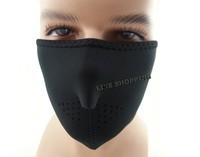 Hot Polartec Navy Seal SWAT Half Face Mask  Flexible Motorcycle  Mask