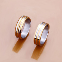 Free Shipping Silver Plated Jewelry Sets Top Quality Guaranteed Rings Set S228