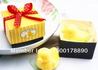 Essential oil     Oil soap snowflake shape bath soap  Little duck soap  Personalized soap