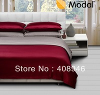 120451 fedex free shipping 100% model / 4pcs home textile  healthy sleep naked/ Natural wood pulp fibers