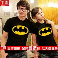 Personalized short-sleeve t T-shirt batman lovers t shirt