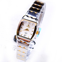 Watch women's fashion waterproof steel chain lovers watch women's watch quality watch