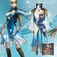 Dynasty Warriors 7 Wang Yuanji Cosplay Costume