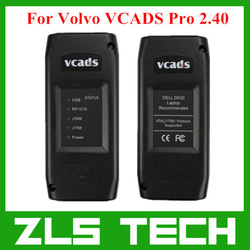 2013 Professional for Volvo Truck Diagnostic Tool Volvo VCADS Pro 2.40 Version with Lowest Price Fast Shipping by DHL(China (Mainland))