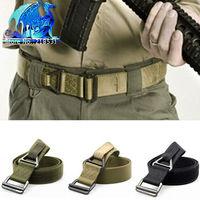 Wholesale 6pcs/Lot Blackhawk Military Army Cordura Tactical CQB Belt Strengthening M~XL Canvas Waistband Belt Free shipping