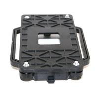free shipping 10pcs Amd fan mount am2 bracket rack fan base 940 separate motherboard cpu rack buckle