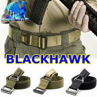 Wholesale Blackhawk Military Army Cordura Tactical CQB Belt Outside Strengthening M~XL size Canvas Waistband Belt Free shipping