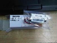 Sanyo CR17335SE 3 v lithium battery packs with plug equipment PLC control in the lithium battery