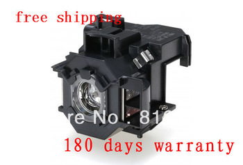 Free shipping Projector Lamp Projector Bulb for EPSON EB-S62 EBS62 EB S62 replacement lamp with housing