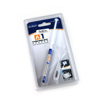 free shipping 2pcs A1 thermal paste exquisite silver belt super heat conduction silicone grease