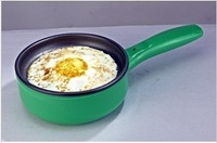 Electric frying pan non-stick cookwarefried eggs for multi-functionelectric heat pan pan fried dumplings friedeggsconvenient pot