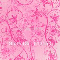 Flower  WATER TRANSFER Printing  Film  Width 100CM GWA64-2