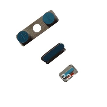 Wholesale Volume Key +Mute Button +Power Button for iPhone 4   10pcs/lot