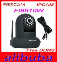 Foscam FI8910W Black NEWEST MODEL with IR-Cut Filter  free DDNS CCTV  IP CAMERA webcam