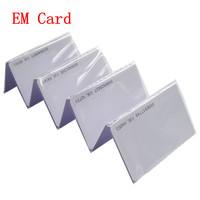 Free shipping high quality ID  card / Thin ID card/125KHz card