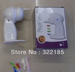 Free Shipping 100pcs/lot Ear Vacuum Cleaner Electronic Ear Cleaner Ear Wax Cleaner 100pcs/lot(China (Mainland))