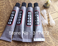 NEW!!!  Rhinestone Adhesive Glue E6000 with Tips 9ml  EMS FREE SHIP!