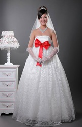 2013 formal dress bandage high waist plus size maternity bride wedding dresses/bridal dress(China (Mainland))