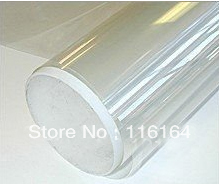 Free shipping, Dark grey Adhesive Rear Projection Screen film for Glass (1.524x3m) with best price(China (Mainland))