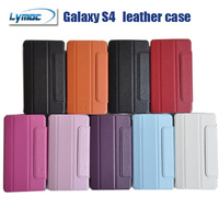 The latest model of Galaxy S4 Leather Case