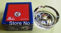 Real Madrid FC Soccer Glass Ashtray Cigarette Dropping Port